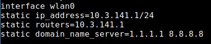 The DNS servers that RaspAP uses are in /etc/dhcpcd.conf