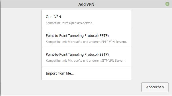 Setting up OpenVPN manually under Linux