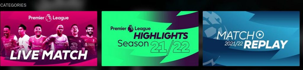 Live, Highlights and Replay!